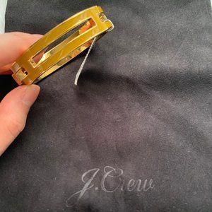 Jcrew Clasp on Bracelet